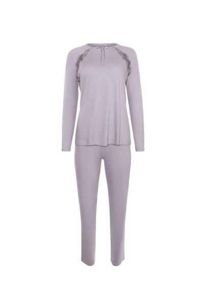 Пижама: топ с длинными рукавами и брюками »Ivette«