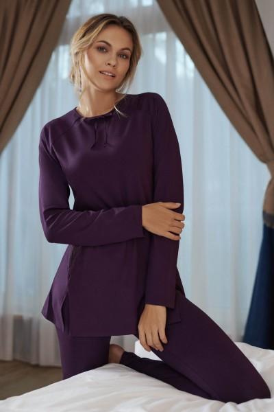Пижама: туника с леггинсами »Ivette«