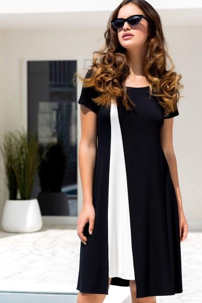 Платье с короткими рукавами »Guaraja«
