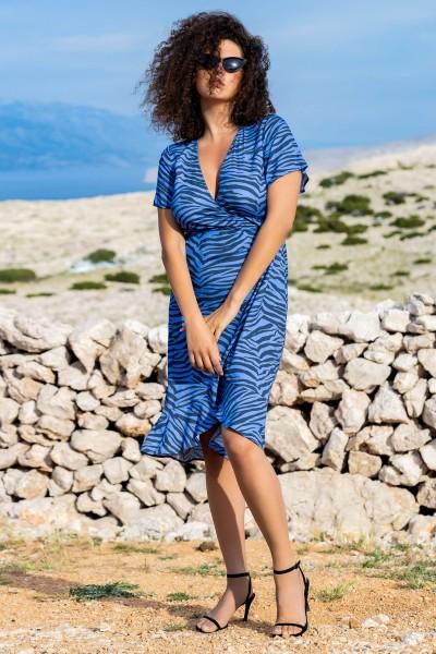 Пляжное платье с запахом »Lima«