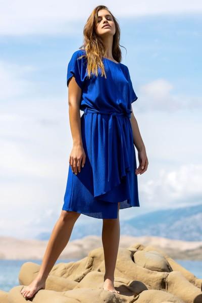 Платье с короткими рукавами »Nice«