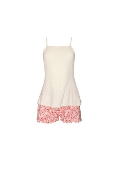Пижама: топ без рукавов и шорты »Limitless«
