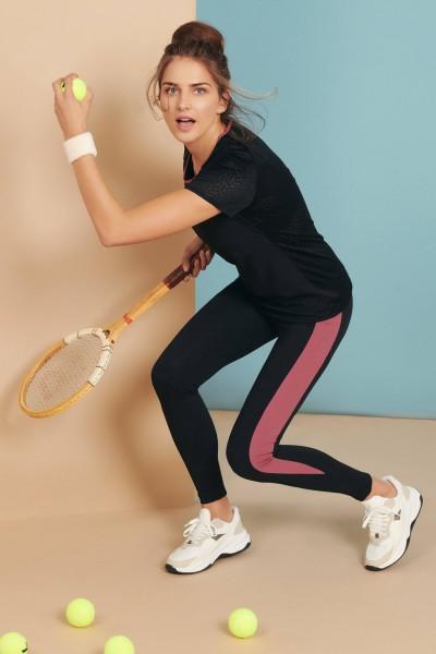 Женская спортивная футболка »Playful«