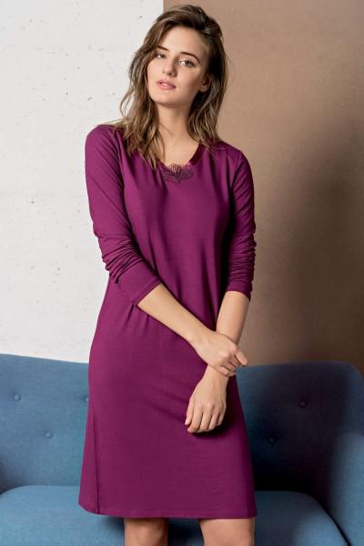 Ночная сорочка с длинными рукавами «Celine»