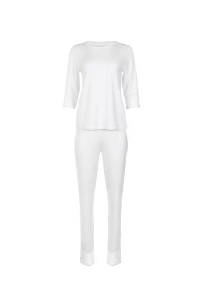 Пижама с рукавом 3/4 и брюками »Romance«
