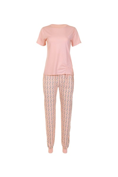 Пижама с коротким рукавом и брюками »Soft Spot«