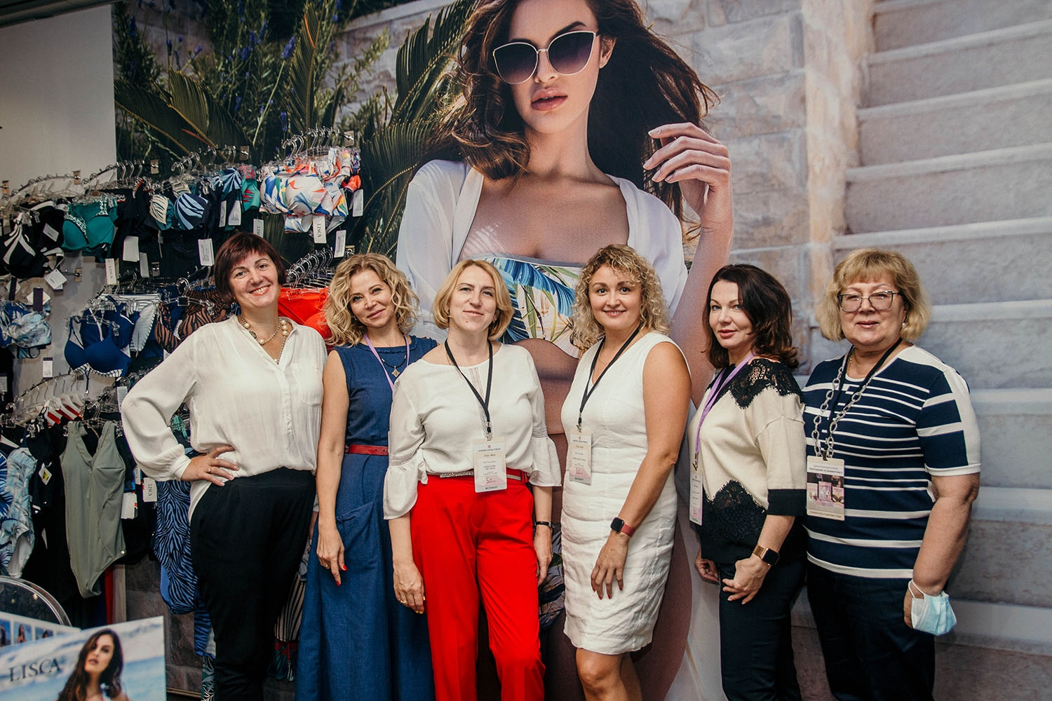 Lingerie Show-Forum in Moscow